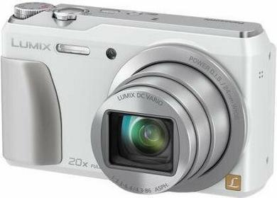 Panasonic DMC-TZ56 biały
