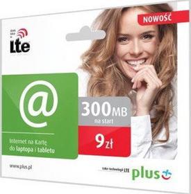 iPlus Internet LTE na kartę 9 zł