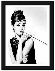 Feeby Audrey 4, Obrazy w ramie - Czarny