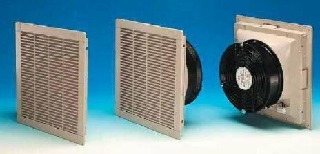Wentylator filtrujący z kratką ALFA3500BP