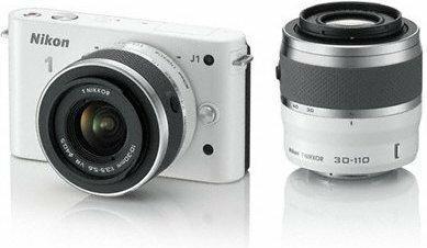 Nikon 1 J1 + 10-30 VR + 30-110 VR