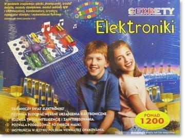 Dromader SEKRETY ELEKTRONIKI 1200 EKSP. 85953