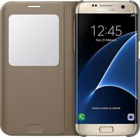 Samsung Galaxy S7 Edge S View Cover EF-CG935PB złoty EF-CG935PFEGWW