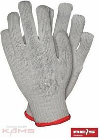 Reis RDZ_NATU - Rękawice ochronne - rozmiar 9.
