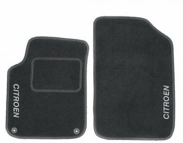 MotoHobby Dywaniki samochodowe CITROEN DS3 (2009-) -Citroen DS3 (2009-) - Komple