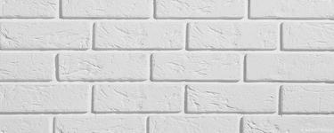 Stegu Kamień dekoracyjny z fugą PARMA 22,5x7,8 BIAŁA CEGŁA 211639