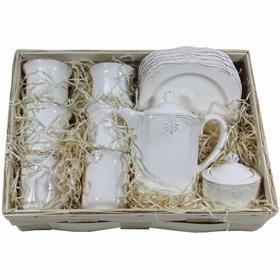 MC Home FRYDERYK zestaw prezentowy na herbatę dla 6 osób