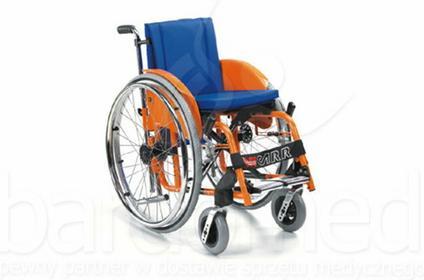 Mobilex Wózek inwalidzki aktywny Offcarr Children 3000