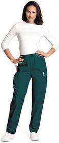 Landau Damskie spodnie medyczne 8501