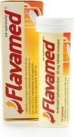 Berlin Chemie Flavamed 60mg 10 szt.