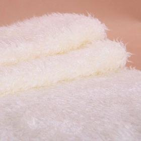 Runotex Narzuta mokra włoszka biała 150x200