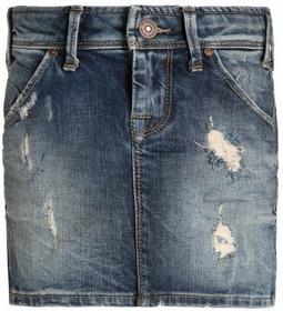 LTB WINONA Spódnica jeansowa nesta blue wash 26048 dziewczęta