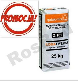 Quick-Mix Z 102 zaprawa klejąca do styropianu