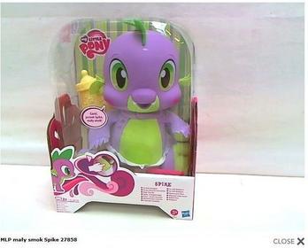 Hasbro My Little Pony- mały smok Spike 27858