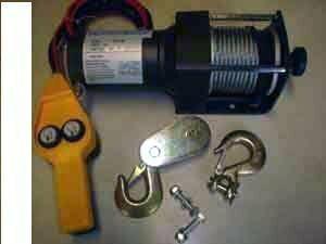 Valkenpower Wyciągarka samochodowa CW03V24