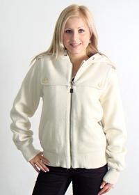 kurtka damska MATIX MATIX jacket white