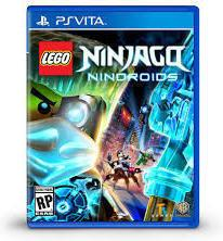 Ninjago: Nindroids PS Vita