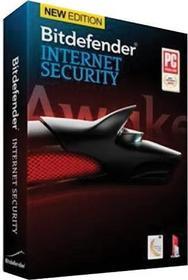 BitDefender Internet Security 2015 (3 stan. / 1 rok) - Nowa licencja