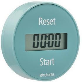Brabantia Elektroniczny timer kuchenny mocowany na magnes 103728