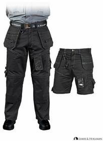 Leber & Hollman spodnie robocze do pasa/ krótkie spodenki LH-PEAKER