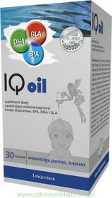 Langsteiner IQ OIL 60 kaps