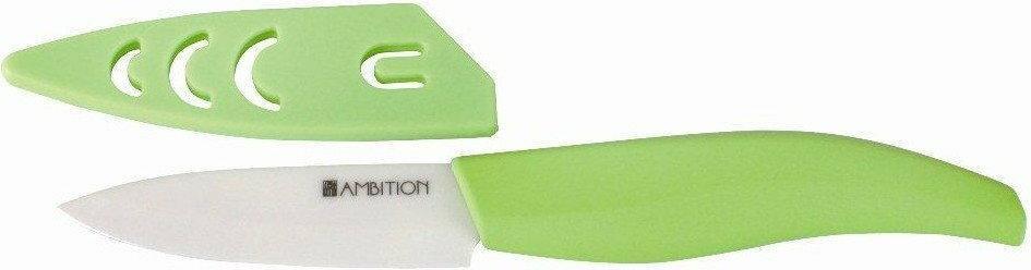 Ambition ceramiczne Nóż pojedynczy Fusion Pista obierak 7,5 cm