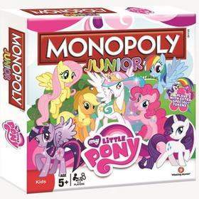 Hasbro Monopoly junior, My Little Pony 1008