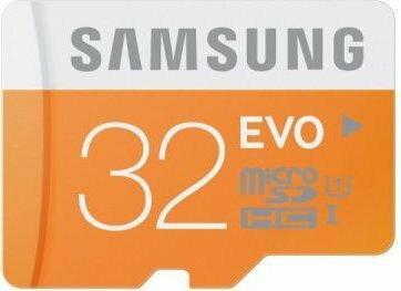 Samsung MicroSDHC Evo Class 10 32GB