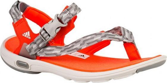 Adidas Libria Sandal pomarańczowo-szary