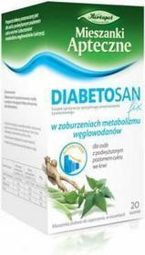 Herbapol Diabetosan fix 20 szt.