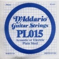 DAddario PL015 struna do gitary