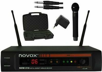 Novox 310 NH - zestaw bezprzewodowy
