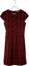 mint&berry Sukienka letnia czerwony M3221C0GF-G11