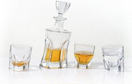 Bohemia Zestaw do whisky Acapulco Crystalite