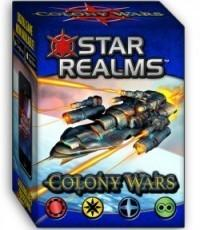 White Wizard Games Star Realms Colony Wars