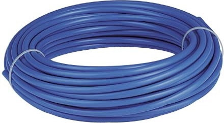 WE - wąż do wody PE-32 - niebieski