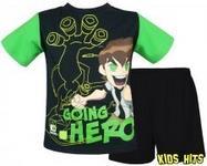 Ben10 Piżama Going Hero II