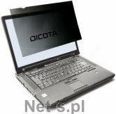 Dicota Secret 14.0 16:9 Wide Filtr prywatyzujący na ekran panoramiczny