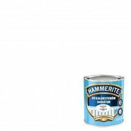 Hammerite Farba do kaloryferów 0.7L Satynowy Biały