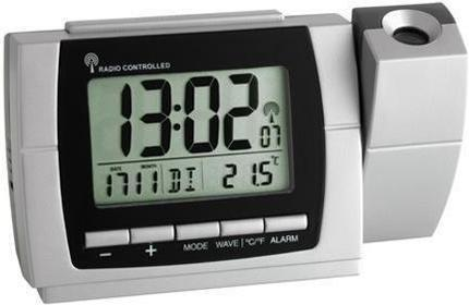 TFA TFA 60.5002 - Budzik z projekcją i termometrem