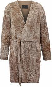 Set Płaszcz wełniany /Płaszcz klasyczny taupe 49027