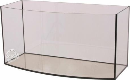 Wromak Akwarium profilowane 80x35x40h