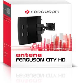Ferguson Antena DVB-T zewnętrzna CITY HD aktywna-