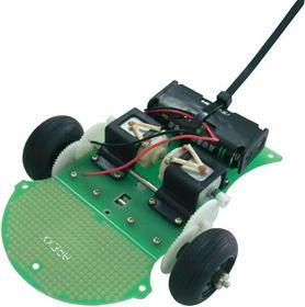Arexx Podwozie do robota ARX-CH09