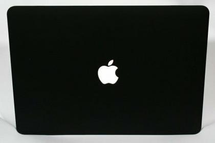 Apple OBUDOWA ETUI HARD CASE MACBOOK PRO 13,3 RETINA CZARNA MAT