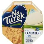 NaTurek Nasz Camembert lekki Ser 120 g