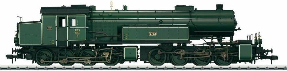 Maerklin Lokomotywa parowa Marklin 55962 GT 2x 4/4 z K.Bay.STS.B. skala 1