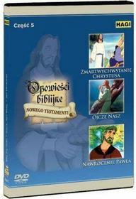 Hagi Opowieści Biblijne Nowego Testamentu 5 (Biblia dla dzieci) DVD