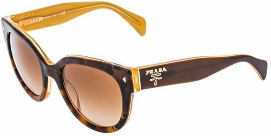 Prada Okulary przeciwsłoneczne czarny 0PR 07PS