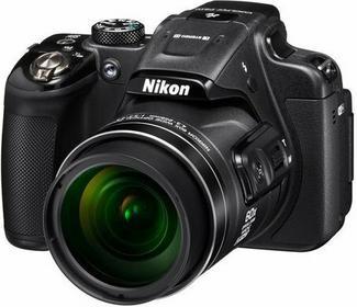 Nikon Coolpix P610 czarny